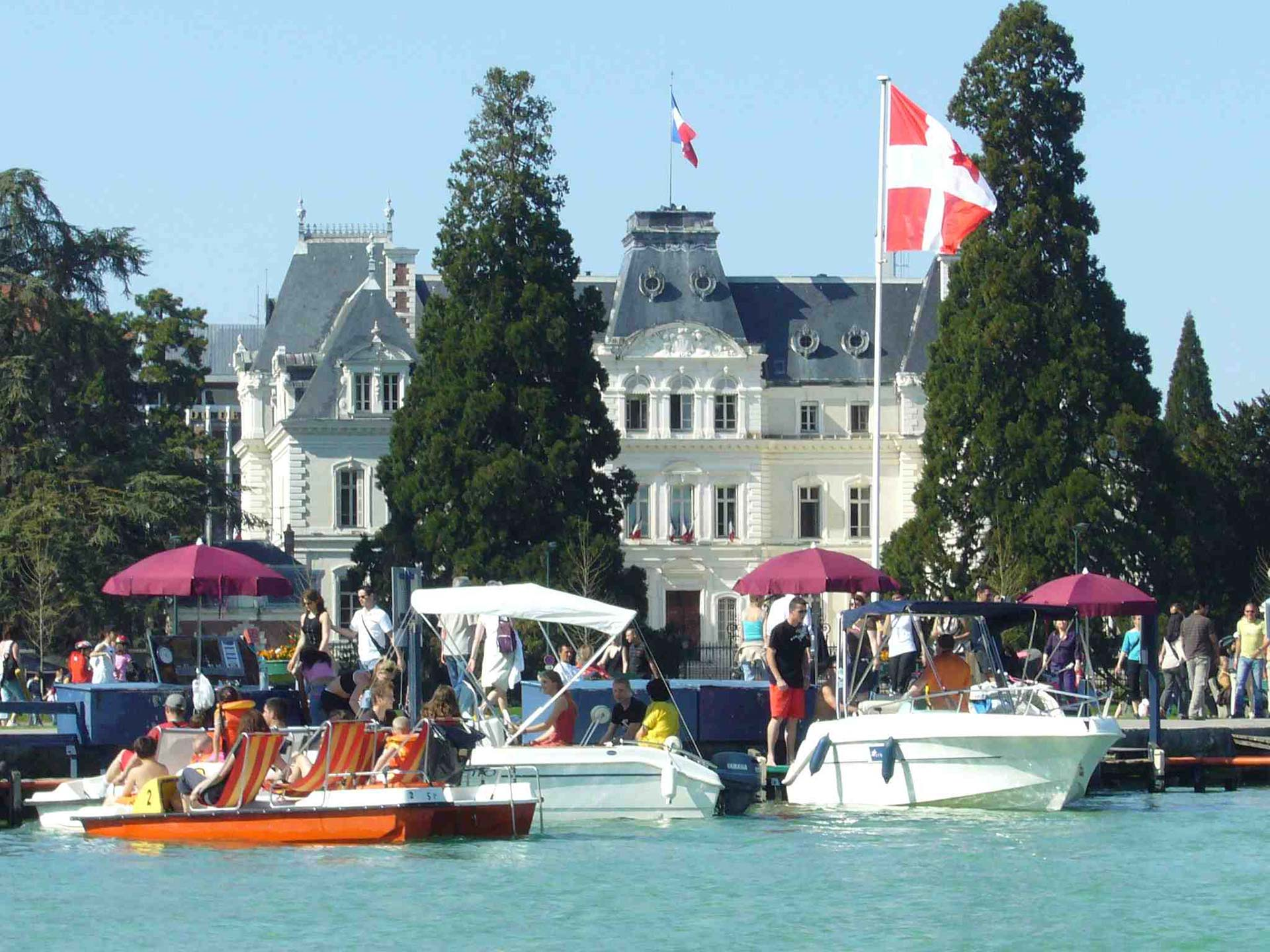 Syndicat initiative annecy - Office de tourisme annecy ...