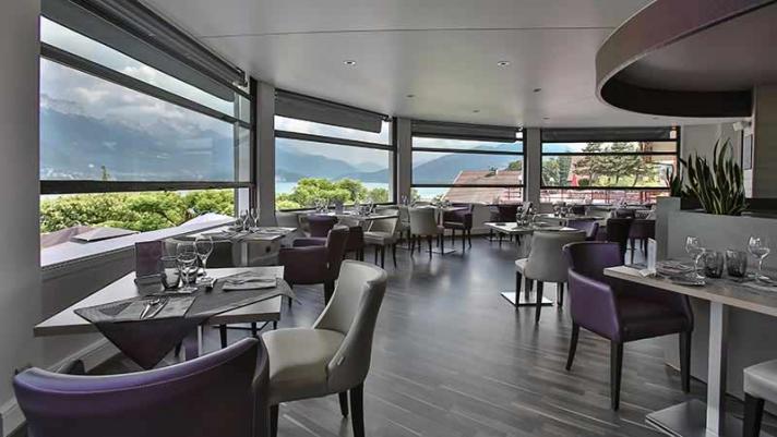 Restaurant LA BOUSSOLE annecy
