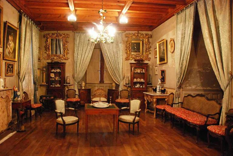 salle meublée
